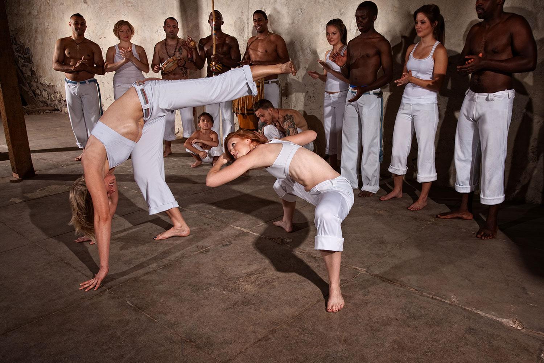 Corso capoeira a Modena
