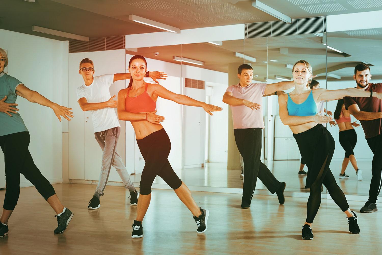 Corso Latin fitness a Modena